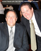 Robert Paisola and Utah Attorney General Mark Shurtleff