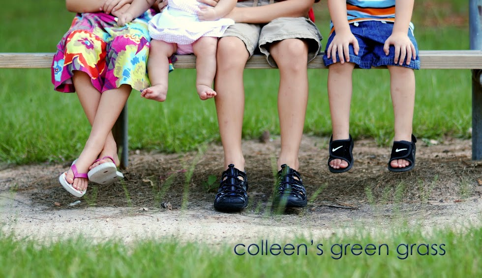 Colleen's Green Grass
