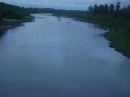 No meio do caminho há um rio