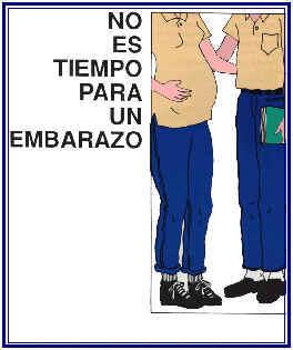 Embarazos tempranos