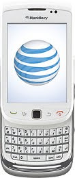 BlackBerry Torch white version
