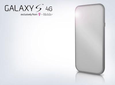 Samsung Galaxy S 4G Page
