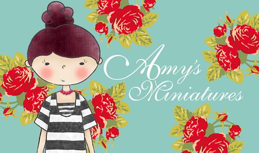 Amy's Miniatures 艾美微型世界