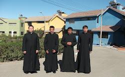 diaconos de la Diocesis de Tacna y Moquegua