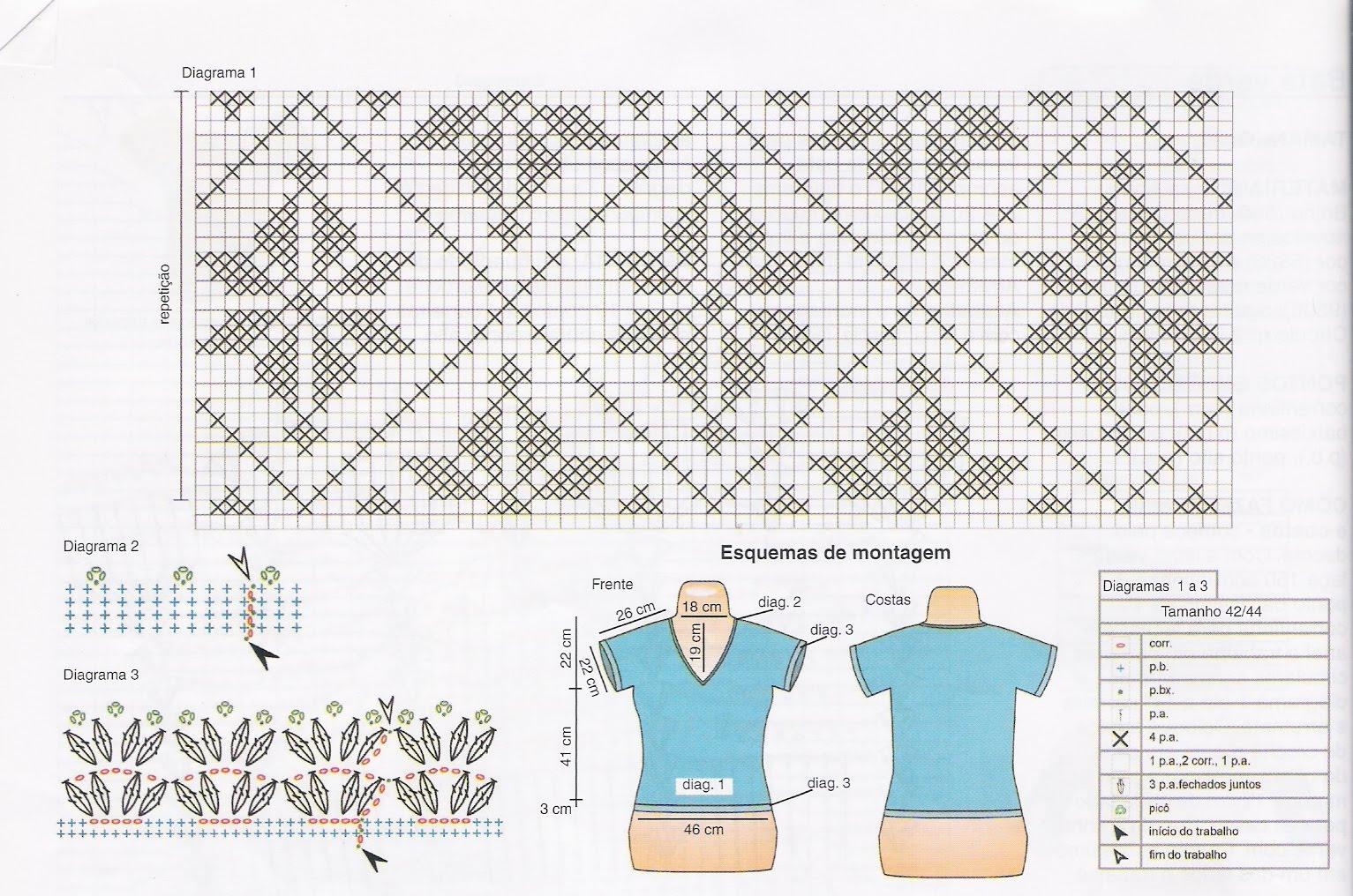 Филейное вязание мальчика схемы