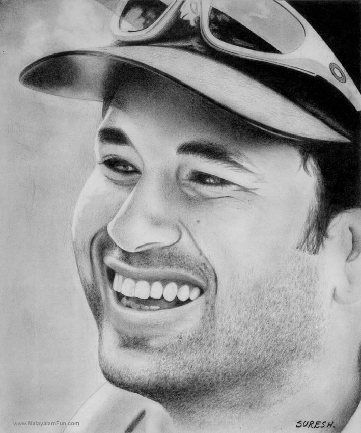 wallpapers of sachin tendulkar. Drawing- Sachin tendulkar