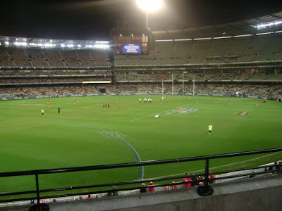 Melburn cricket stadium 100000 seats