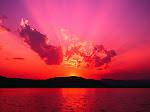 2. พระอาทิตย์ลับขอบฟ้า
