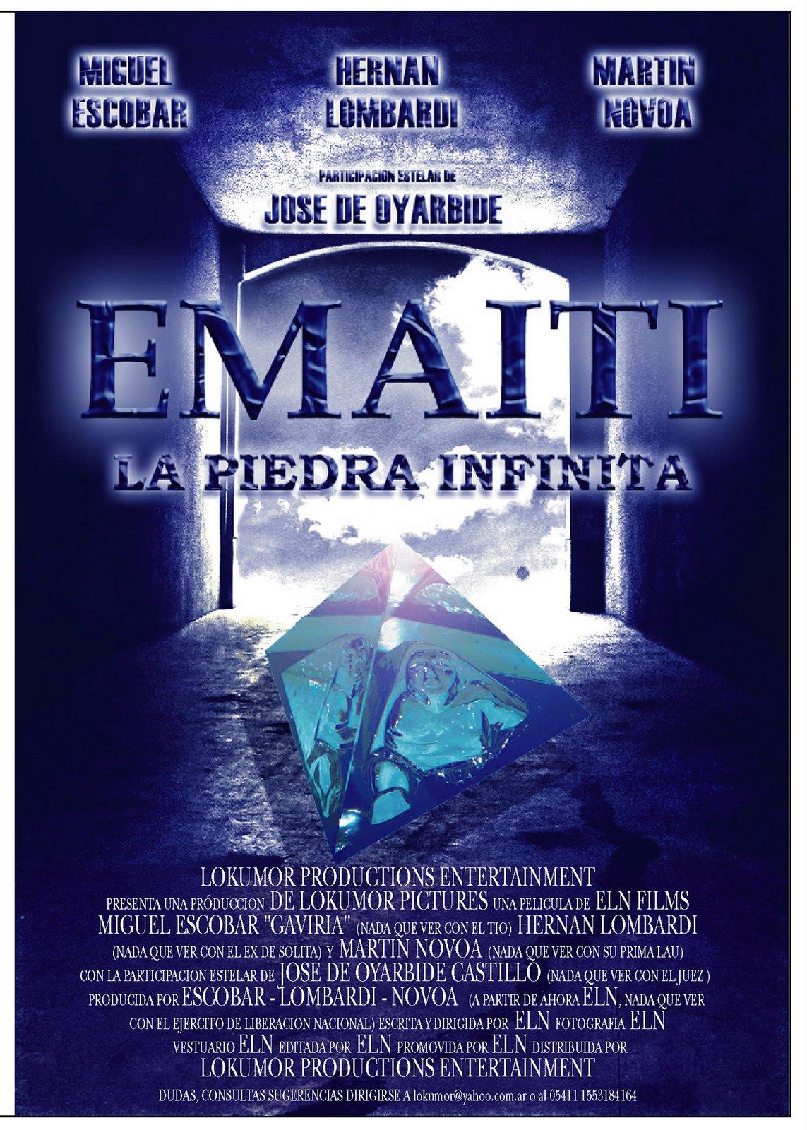 EMAITI, la piedra infinita