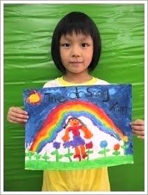 颂娴的肖像画