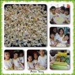 7. Popcorn 爆米花朵朵开