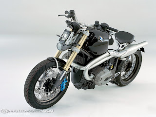 I Am Referring To BMWs Lo Rider Concept Motorcycle And Ducatis Streetfighter