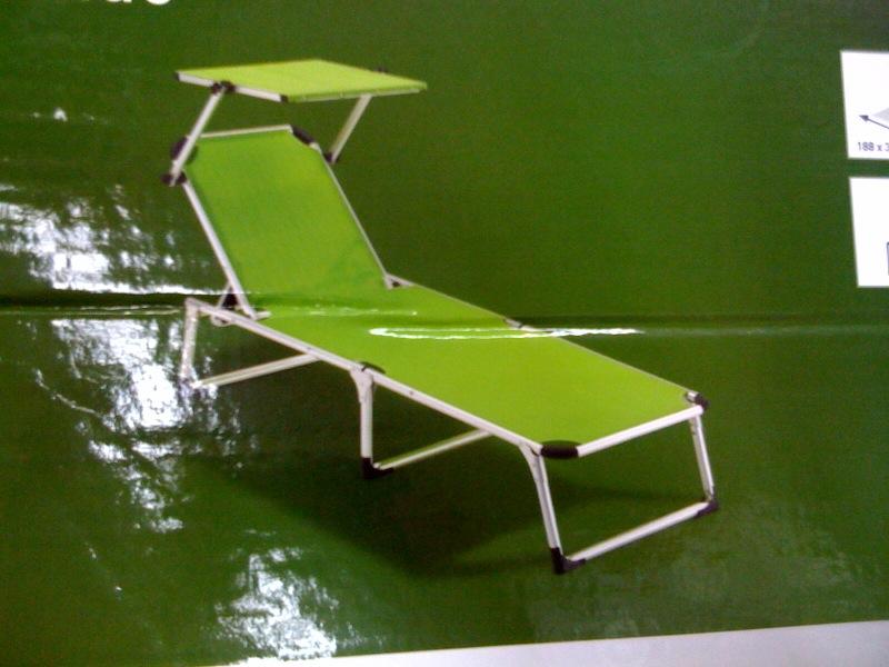 running man unsere neue sonnenliege ausm obi. Black Bedroom Furniture Sets. Home Design Ideas