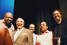 Cal Ramsey, Congressman Charles Rangel, Dr.Keith Hunter, Glenn Hunter& Ken Sargeant