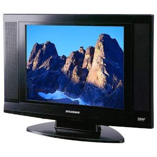 Sylvania 15 Digital LCD HDTV TV
