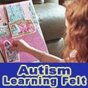 Autism Learning Felt