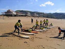 eskola de surf