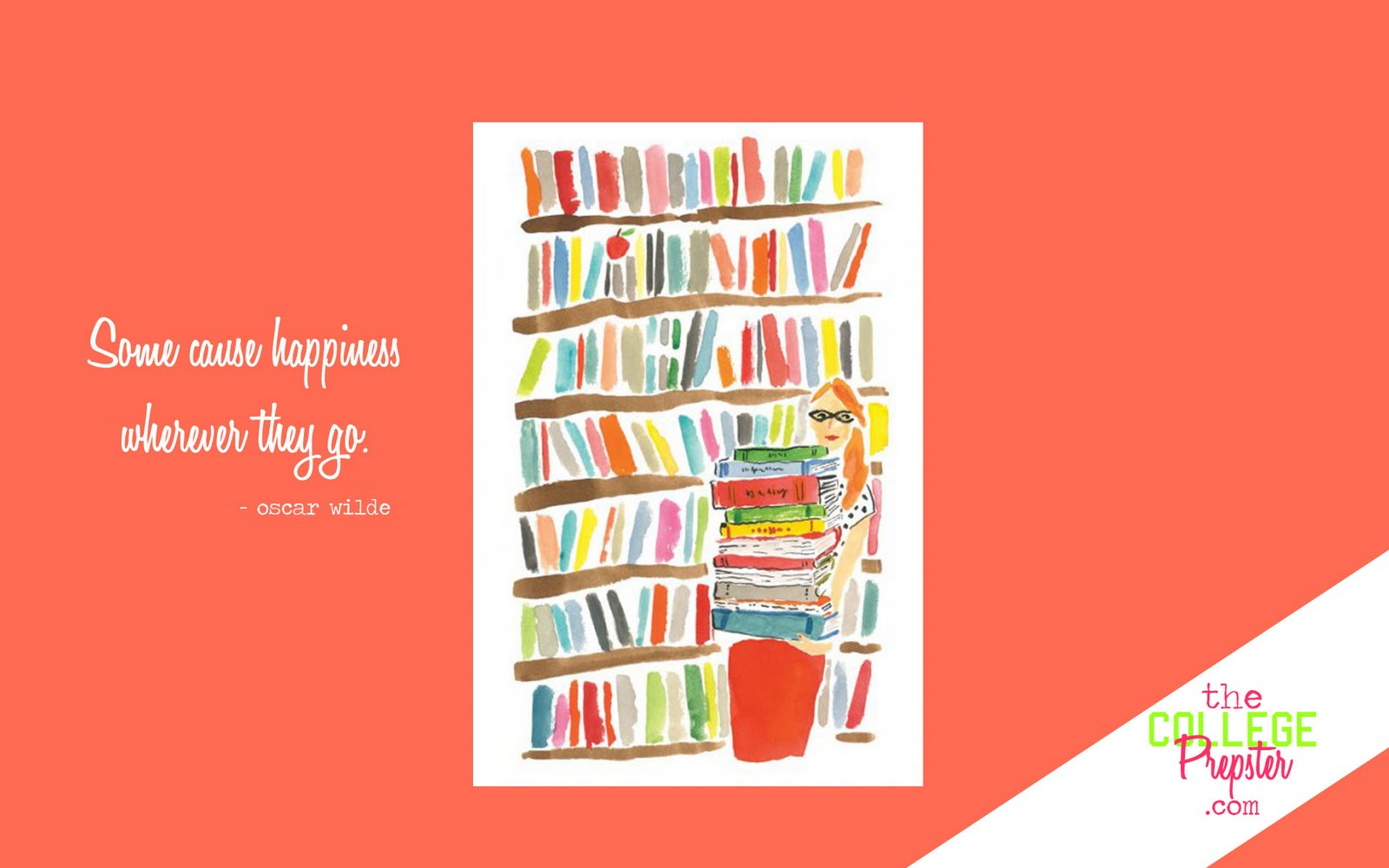 Preppy Wallpaper for Laptop - The College Prepster Kate Spade Quote Wallpaper