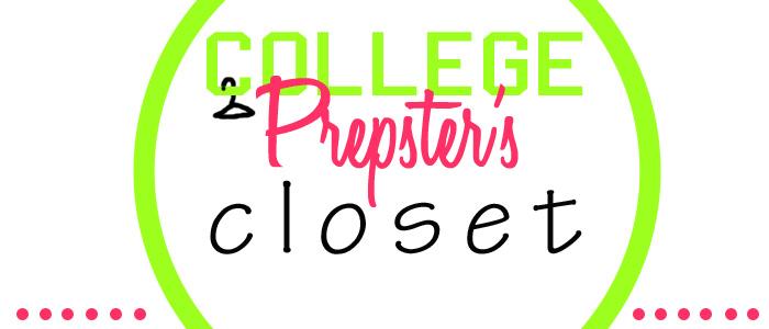 College Prepster's Closet