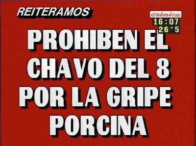 Crónica TV... Las Mejores Placas