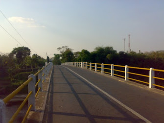 Jembatan Ganeffo / Tangen City