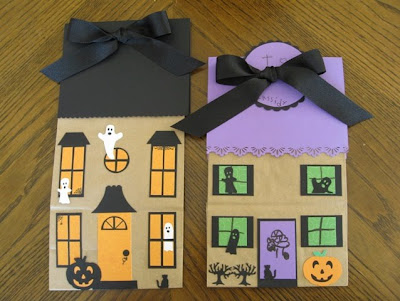 how to make a house out of paper bag