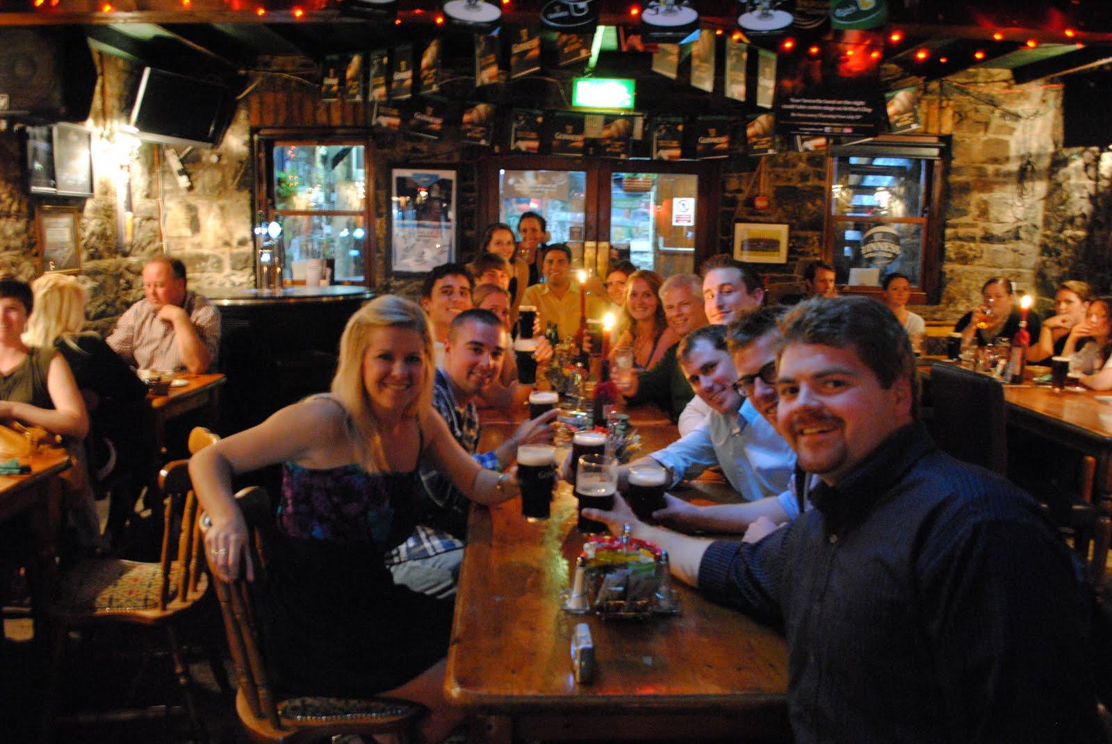 amk  pub night  limerick  ireland