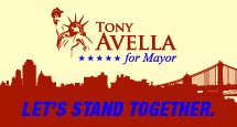 VOTE FOR TONY IN SEPT. PRIMARY!
