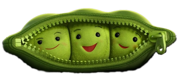 love Peas-in-a-Pod  Peatey  Peatrice  and Penelope  Toy Story 3 Peas In A Pod Names