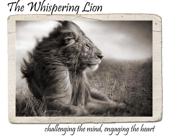 the whispering lion