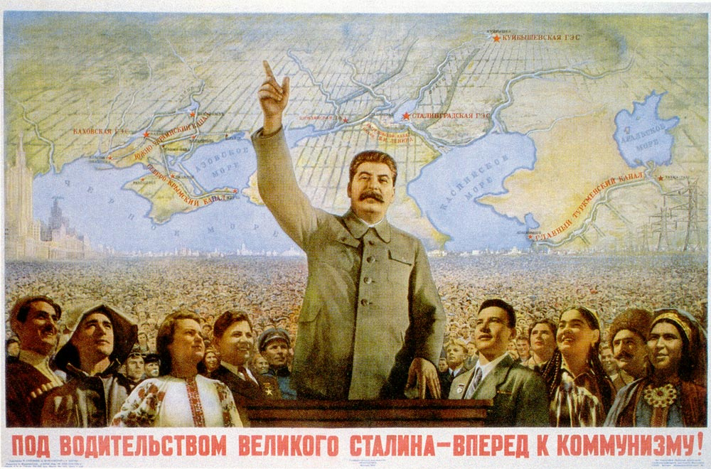 an analysis of stalins character Everything you ever wanted to know about the characters in breaking stalin's nose, written by experts just for you.