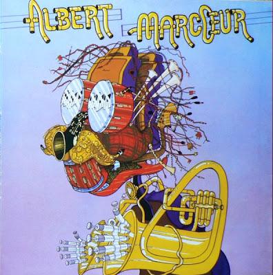 Albert Marcœur dans 02. Cartoons sonores
