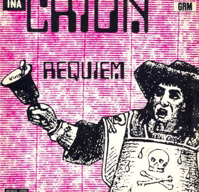 MICHEL CHION - REQUIEM (1973-78)