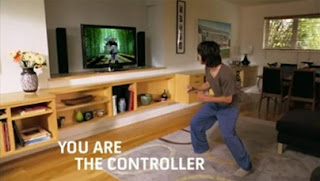 "kinect XBOX360 04 Microsoft officially renamed Project Natal to ""Kinect"" for XBOX 360"