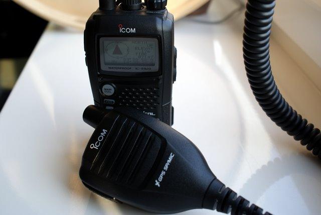 HM-175GPS & ICOM IC-E92D KLIKAJĄC NA FOTKE ZOSTANIESZ PRZENIESIONY NA YOUTUBE DO FILMIKU.