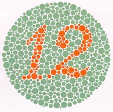 Colorblindness How Is Colorblindness Diagnosed