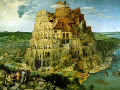 Torre de Babel, de Brueghel