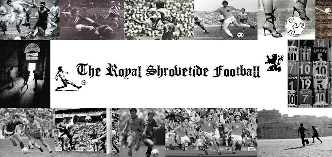 The Royal Shrovetide Football