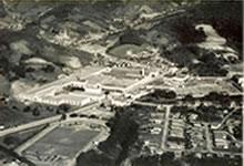 - Vista aérea do complexo industrial da E.I. GARCIA