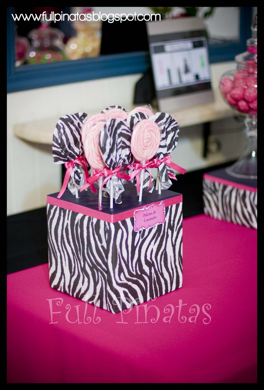 1000 images about 15 a os on pinterest fiestas animal for Decoracion cebra