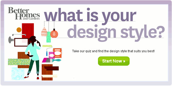 J k homestead pop quiz what is your design style for Design style test