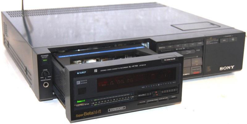 Rewind Audio Sony Sl Hf750 Super Beta Hi Fi Betamax Vcr