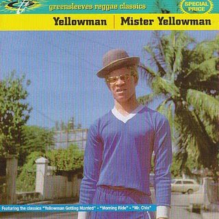 BluesKu: Yellowman - Mister Yellowman