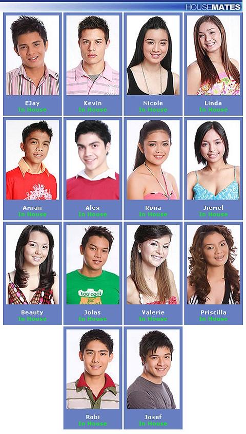 Pinoy Big Brother 1 | Big Brother Wiki - bigbrother.fandom.com