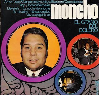 MONCHO - EL GITANO DEL BOLERO (1969)
