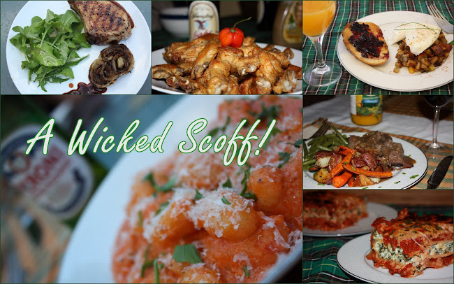 A Wicked Scoff...Newfoundland Food and Recipes with New England Influences