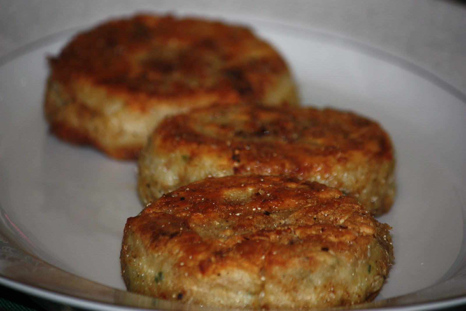 Newfoundland Recipes Fish Cakes