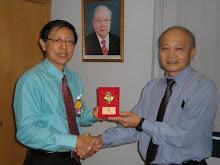 35 years service award