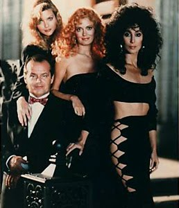 No Nonsense: The Witches of Eastwick (1987)  Witches
