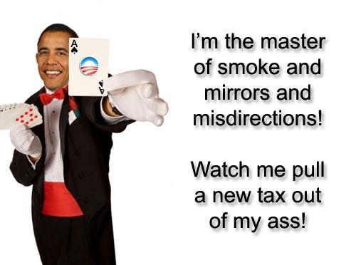 real illusion obama magician